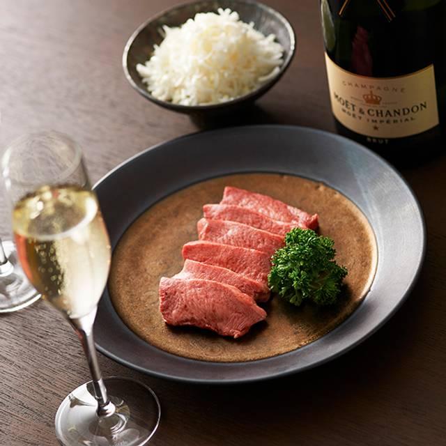 Tan Champagne - Yakiniku Toraji Tamachi, Minato-ku, Tokyo