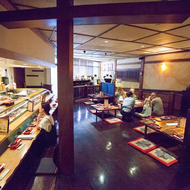 Irori Sushi, Marina Del Rey, CA