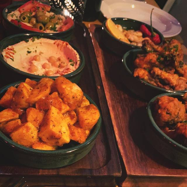 Jerusalem Restaurant, Dublin, Co. Dublin