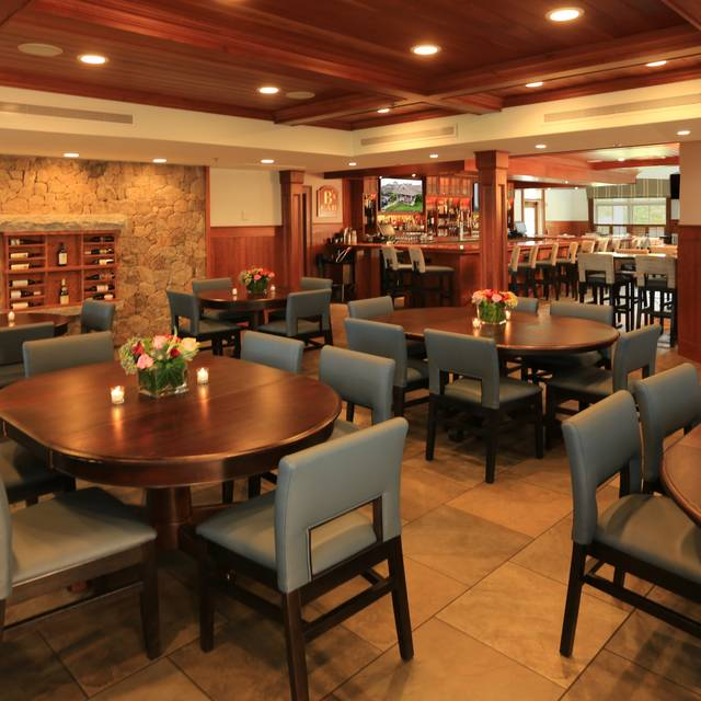 The Sacconnesset Grille, East Falmouth, MA