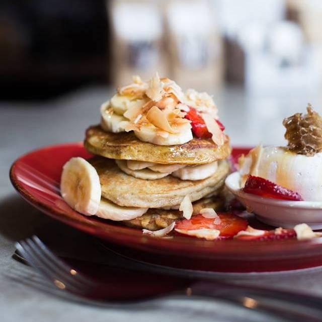 Pancake - Kith + Nosh, Braddon, AU-ACT