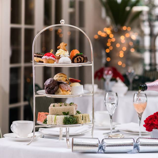 Chmf Christmas - Afternoon Tea at The Chesterfield Mayfair, London