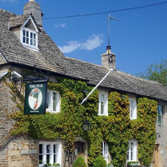 Bg-x - The Fox Inn, Moreton in Marsh, Gloucestershire
