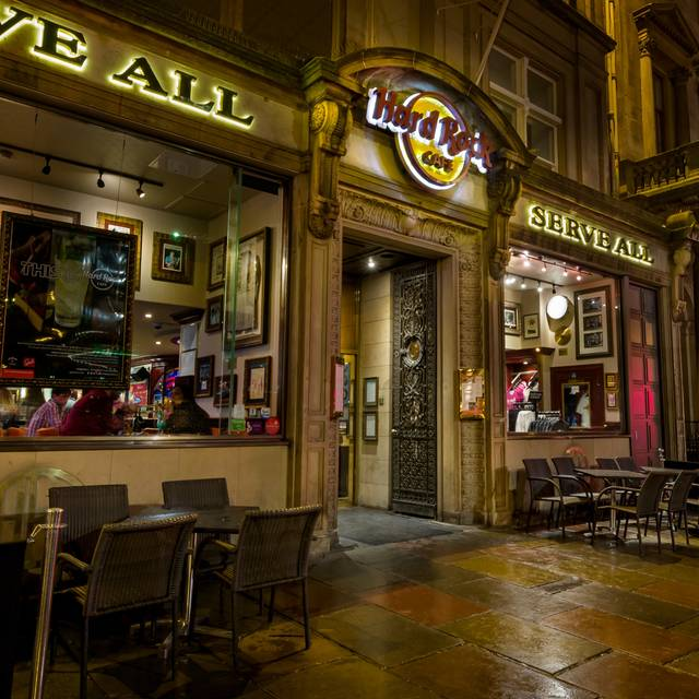Hard Rock Cafe - Edinburgh, Edinburgh