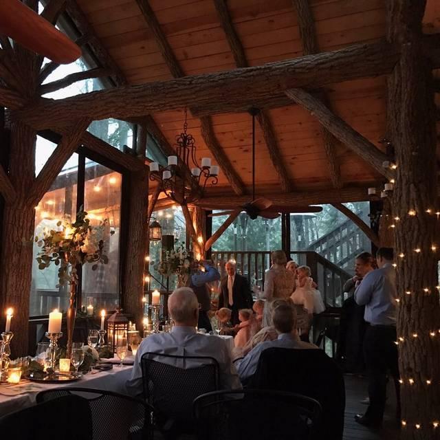 Gourley Reception Lake Rabun Hotel And Restaurant Lakemont Ga