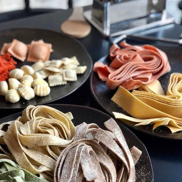 Handmade pasta - Honey Badger, Brooklyn, NY