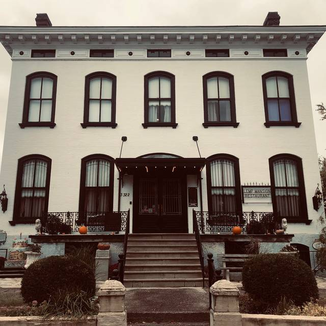 The Lemp Mansion, St. Louis, MO