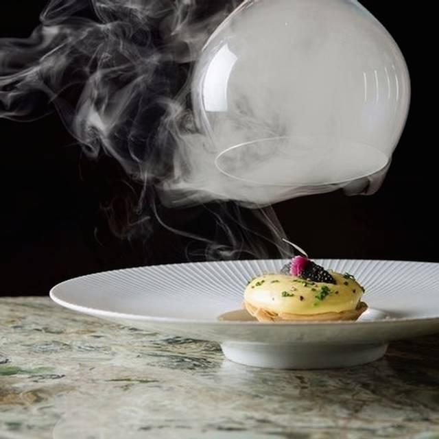 Signature Saurkraut & Sturgeon Dish - Gabriel Kreuther, New York, NY