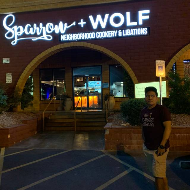 Sparrow & Wolf, Las Vegas, NV