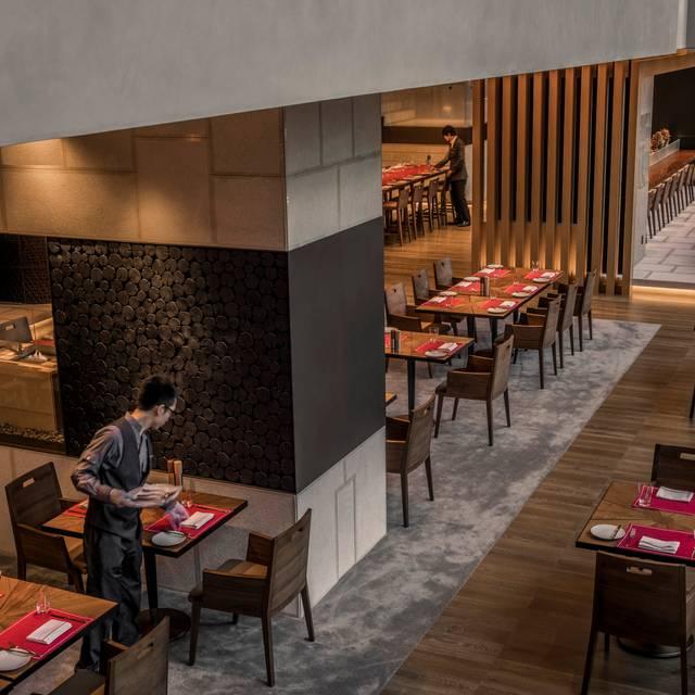 Brasserie - Four Seasons Hotel Kyoto, Kyoto-shi,Higashiyama-ku, Kyoto