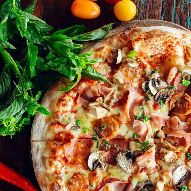 Warwick Pizza  - The Warwick Bar and Restaurant, Cabramatta, AU-NSW