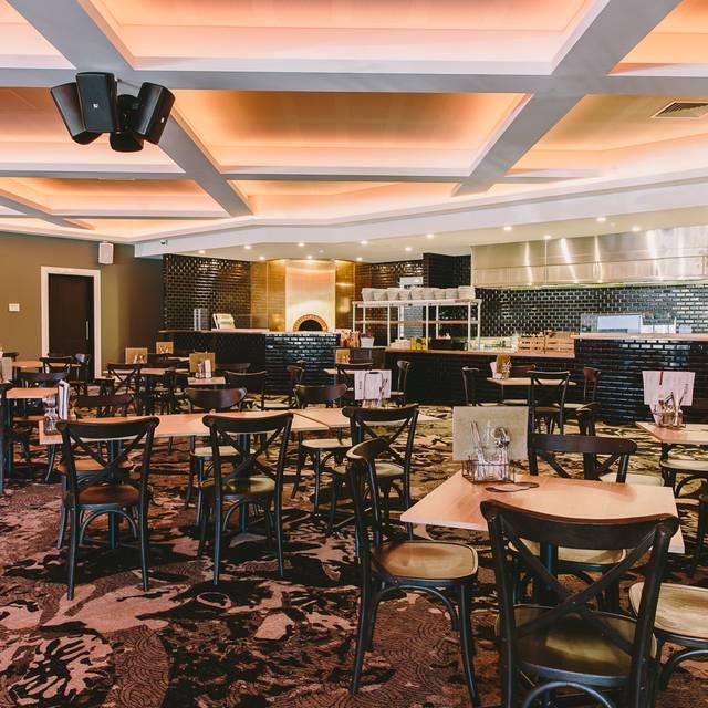 Bistro area  - The Warwick Bar and Restaurant, Cabramatta, AU-NSW