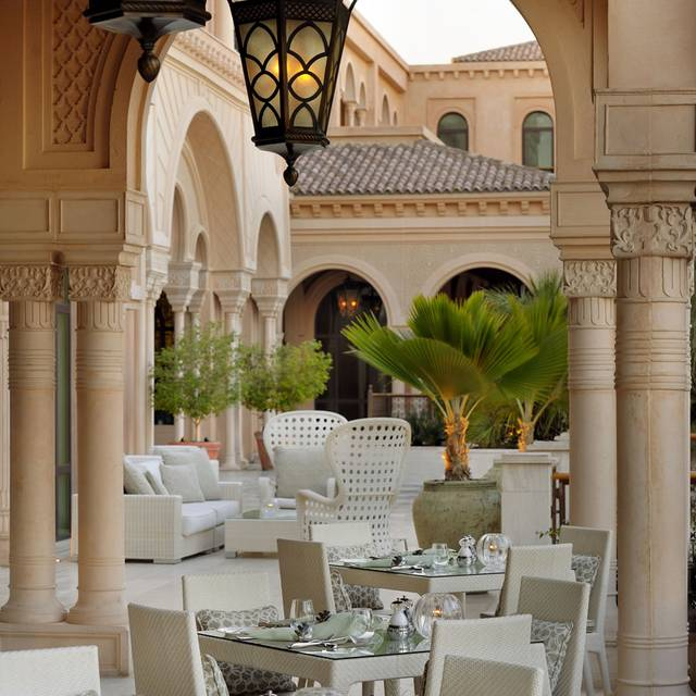 Zest-  One&Only The Palm, Dubai, Dubai