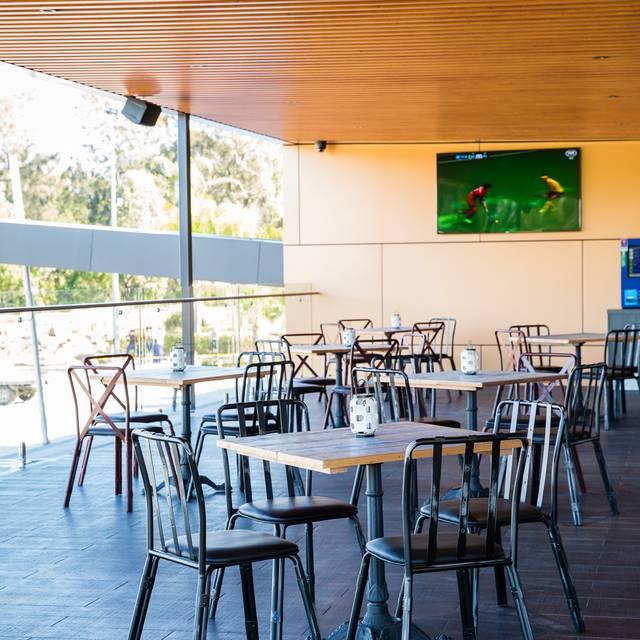 Balcony  - The Warwick Bar and Restaurant, Cabramatta, AU-NSW