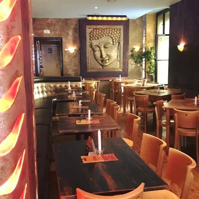 Guru Restaurant, Berlin