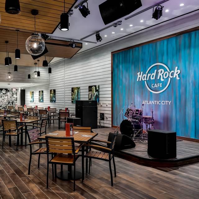 Hard Rock Cafe - Atlantic City, Atlantic City, NJ