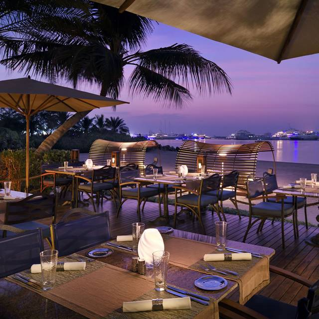 Beach Bar & Grill - One&Only Royal Mirage, Dubai, Dubai