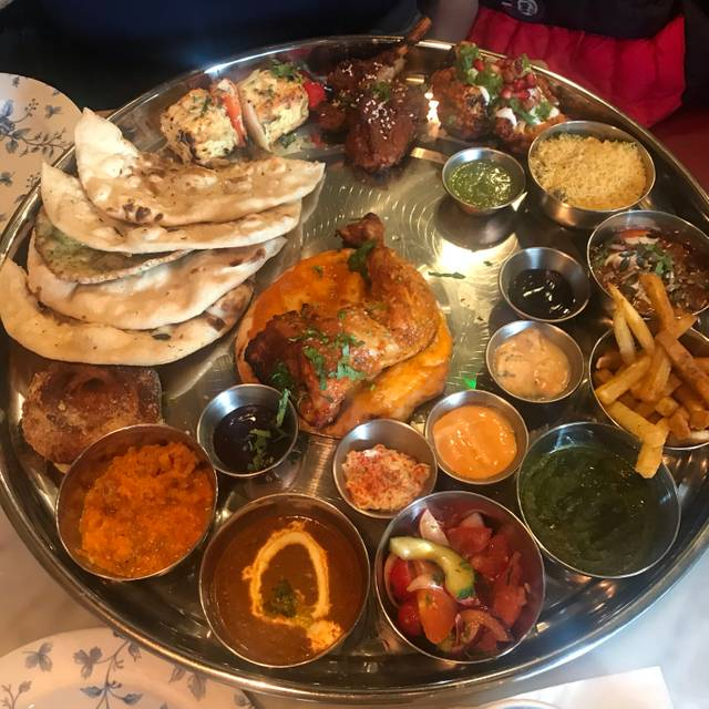 Tandoor Chop House, London
