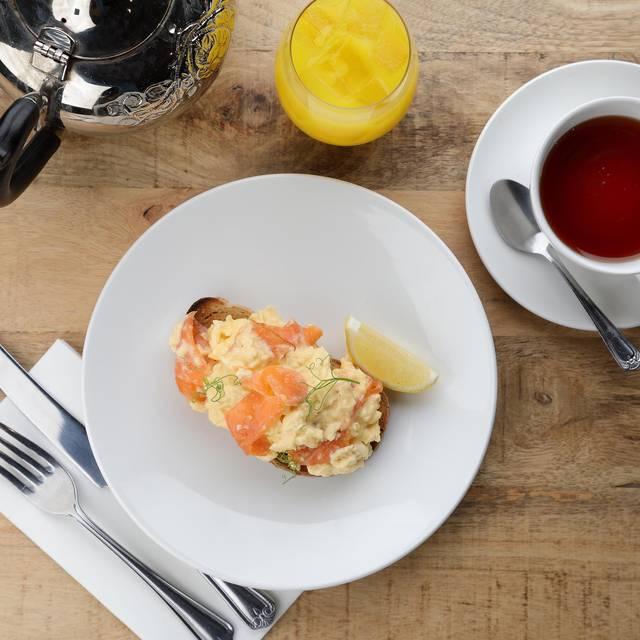 Scrambled Eggs - The Kitchen, Dalkeith, Midlothian