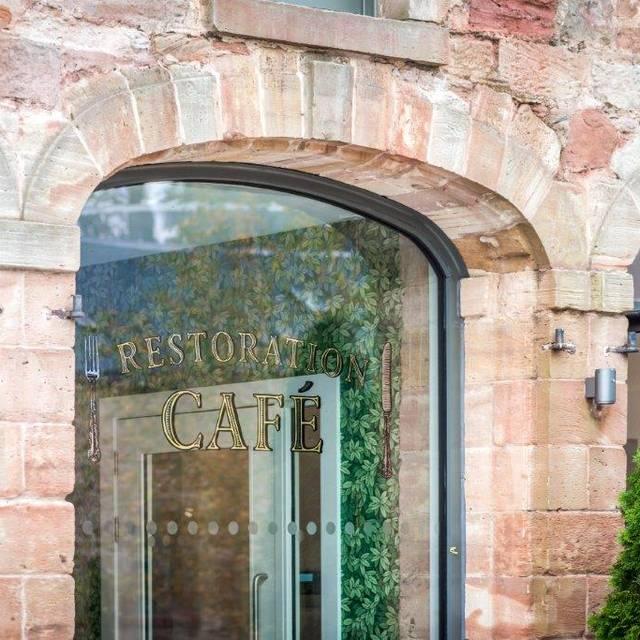 Restoration Cafe, Dalkeith, Midlothian