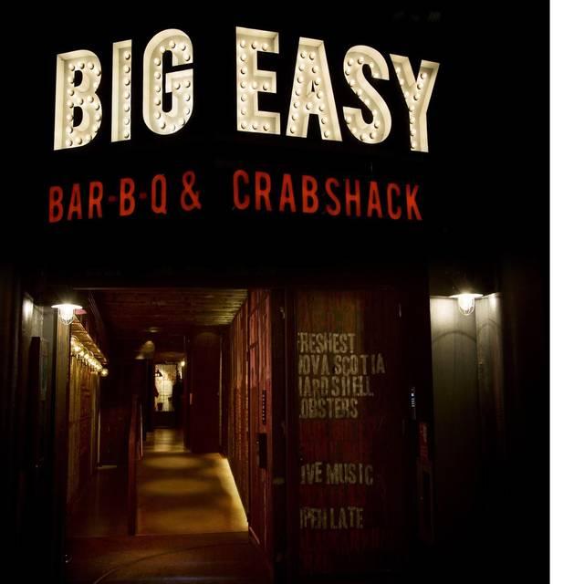 Big Easy Canary Wharf, London