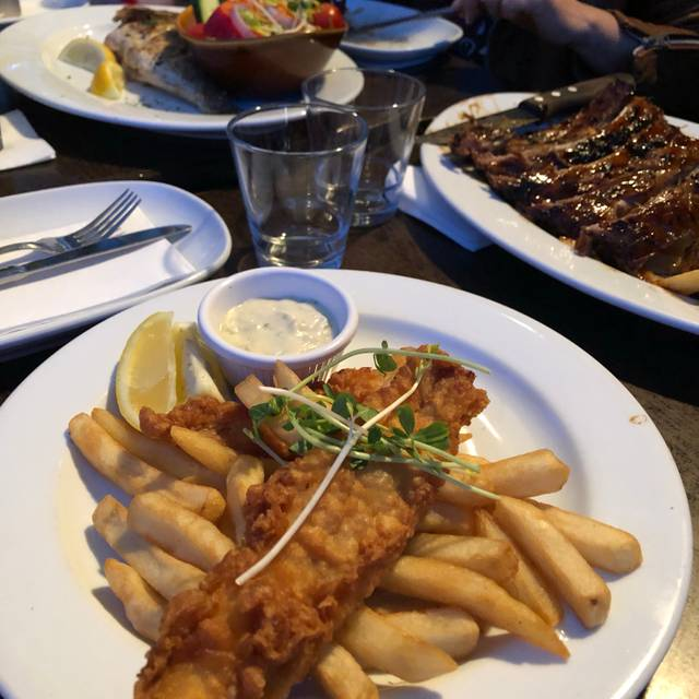 Hurricane's Grill & Bar - Darling Harbour, Sydney, AU-NSW