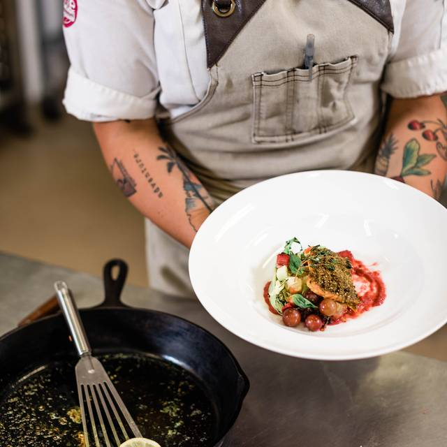 Infusions Restaurant - Okanagan College, Kelowna, BC