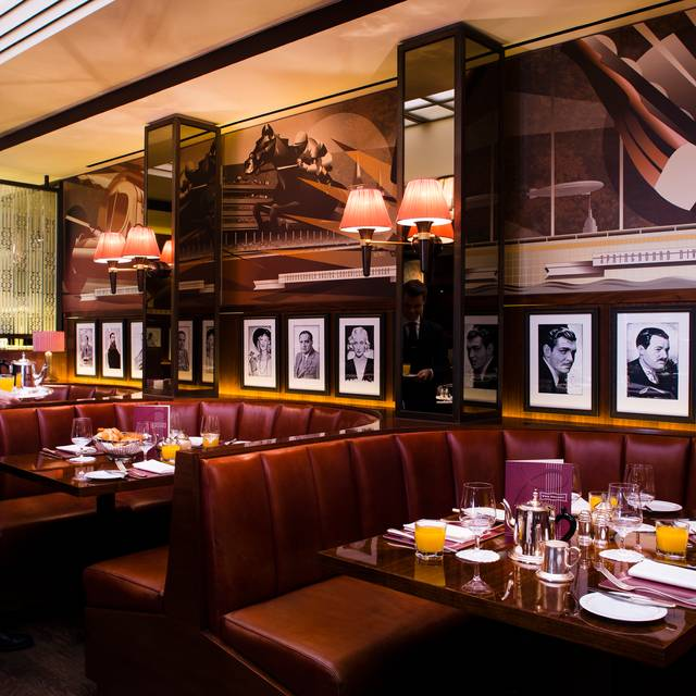The Colony Grill Room, London