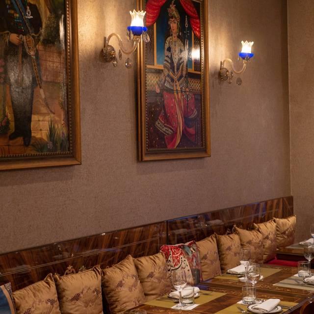 Img - BELUGA - Persian Restaurant & Bar, London
