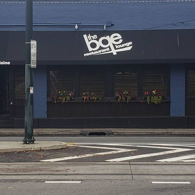 the bqe restaurant & lounge, Atlanta, GA