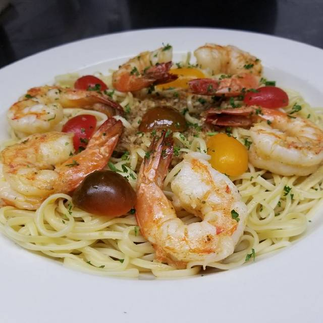 Spicy Shrimp Linguini - Maplewood III of Vineland, Vineland, NJ