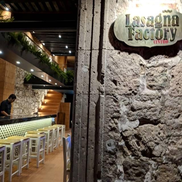 Lasagna Factory - Centro, Morelia, MIC