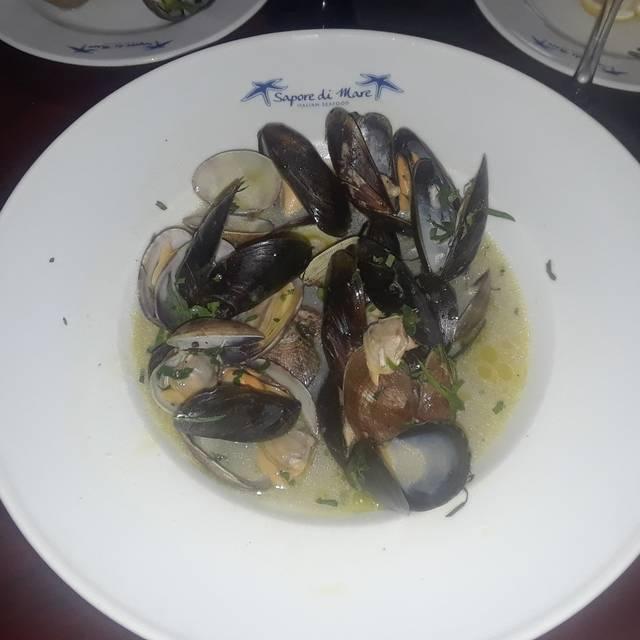 Sapore di Mare Italian Seafood - Coconut Grove, Miami, FL