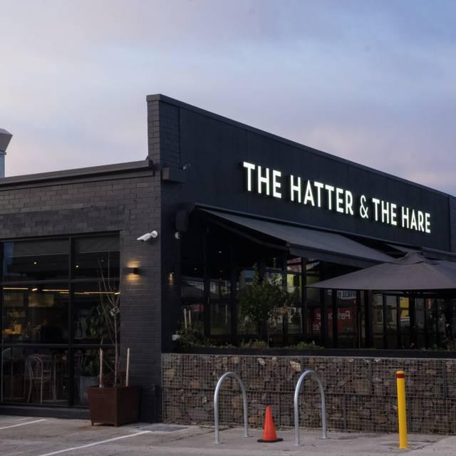 The Hatter and the Hare - The Hatter and the Hare, Bayswater, AU-VIC