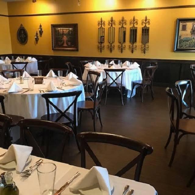 Private Dining Room - Frankie's Ristorante, Tinley Park, IL