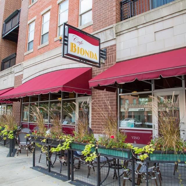 Café Bionda, Chicago, IL