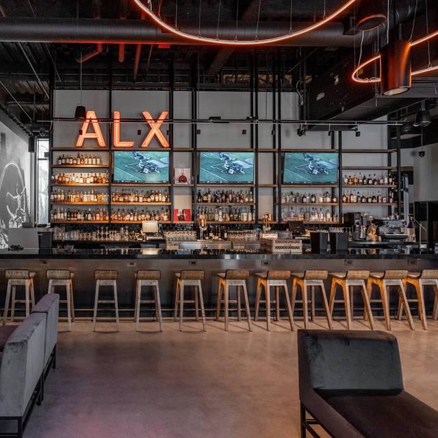 ALX by Alexander's Steakhouse, San Francisco, CA