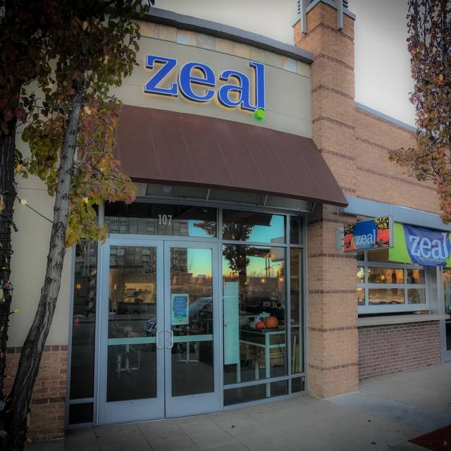 Zeal - Food for Enthusiasts, Greenwood Village, CO
