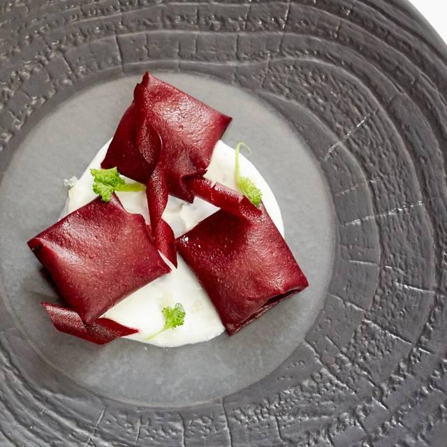 Heirloom Beetroot Parcels With Aubergine & Red Pepper, Kaffir Lime Yogurt  Dy - Statement, Central, Hong Kong