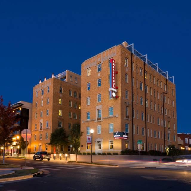 O Bar - Street View - O Bar - Ambassador Hotel, Oklahoma City, OK