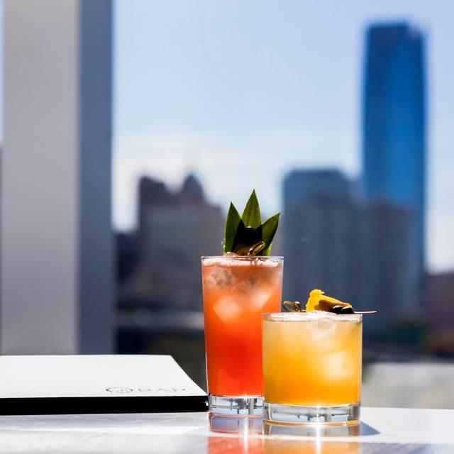O Bar - Cocktails - O Bar - Ambassador Hotel, Oklahoma City, OK