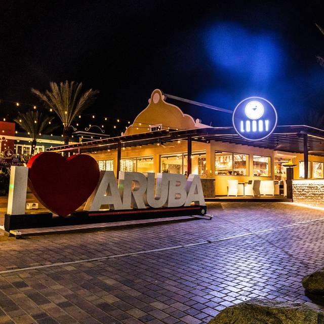 Lobby Restaurant & Bar Aruba - Palm Beach, OUTSIDE US