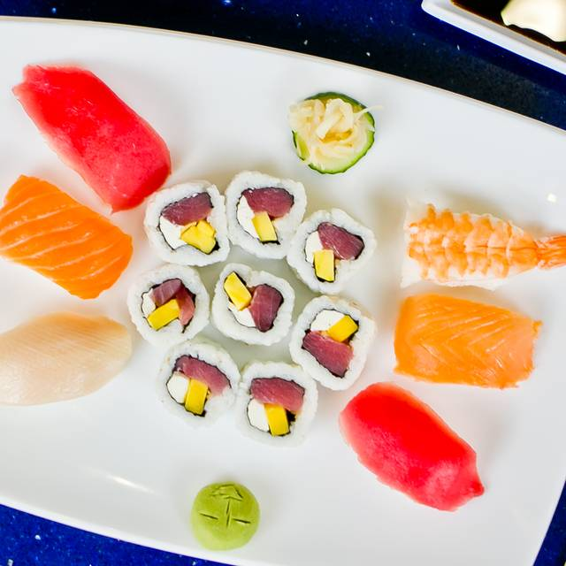 H2O Grill and Bonsai Sushi Bar, Pensacola Beach, FL