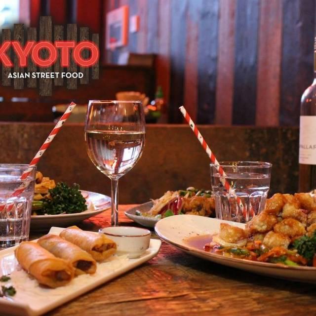 Kyoto Asian Street Eats, Dublin, Co. Dublin