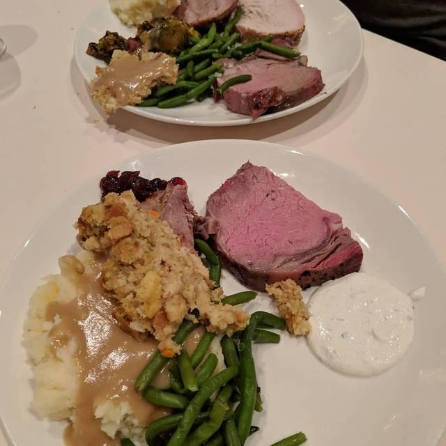 Stories Fine Dining Establishment at Hyatt Regency Lost Pines, Cedar Creek, TX