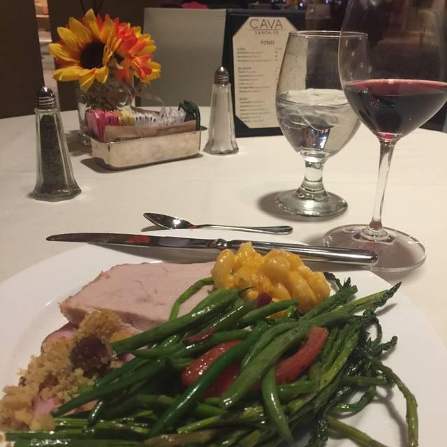 Anasazi Restaurant, Santa Fe, NM