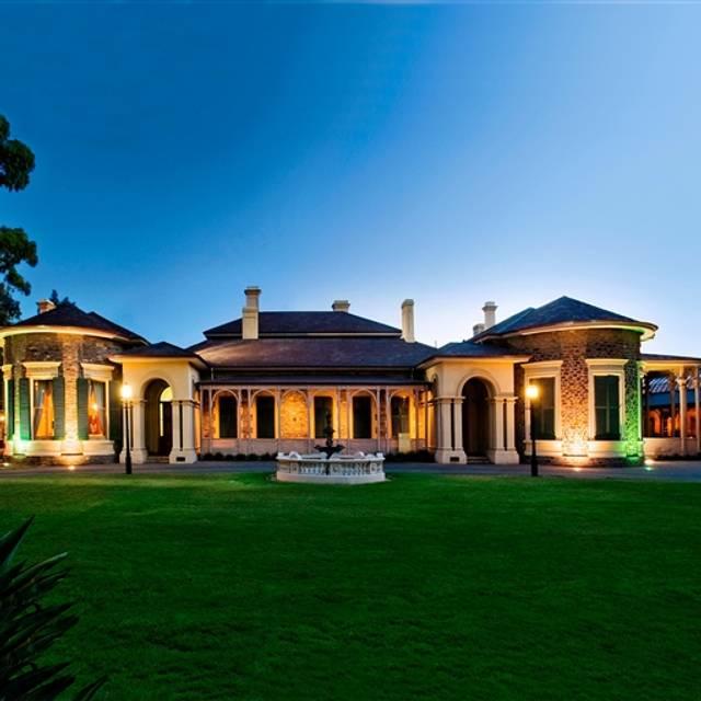 Henry's Table @ Ayers House, Adelaide, AU-SA