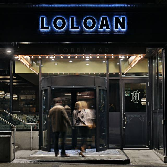 Loloan Exterior Lrg - Loloan Lobby Bar, Waterloo, ON