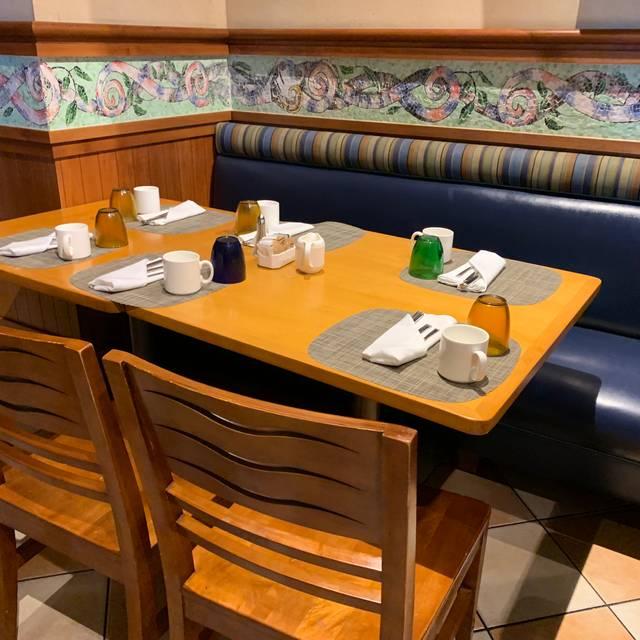 Trattoria del Porto at Loews Portofino Bay Hotel, Orlando, FL