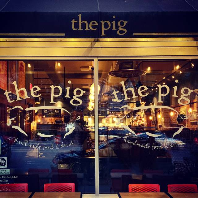 The Pig, Washington, DC
